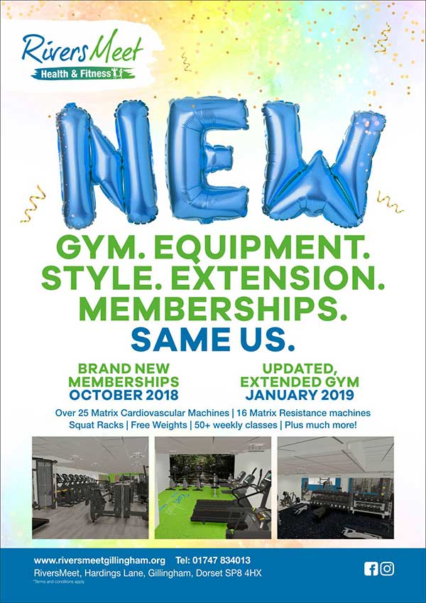 New Memberships and Gym