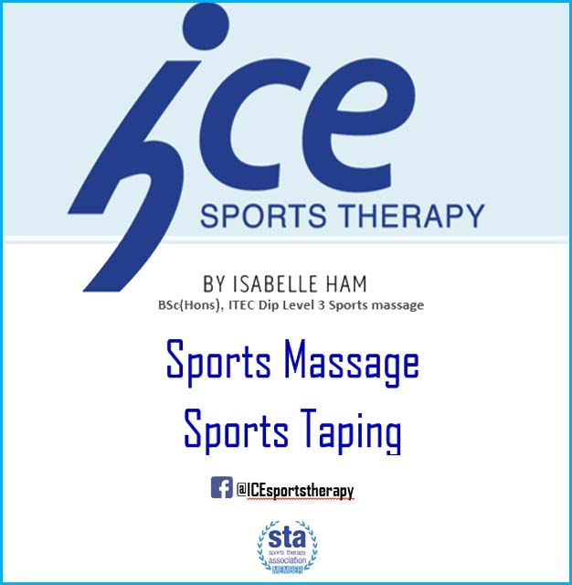Sports Massage Sports Taping Gillingham